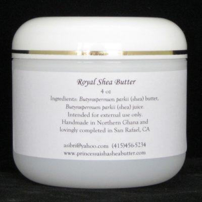 Royal Shea Butter 4oz_resize